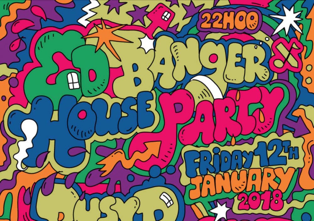 Ed Banger House Party