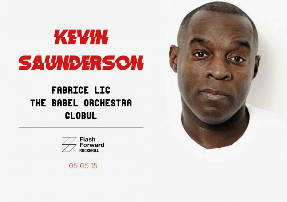 Flashforward: Kevin Saunderson (US)