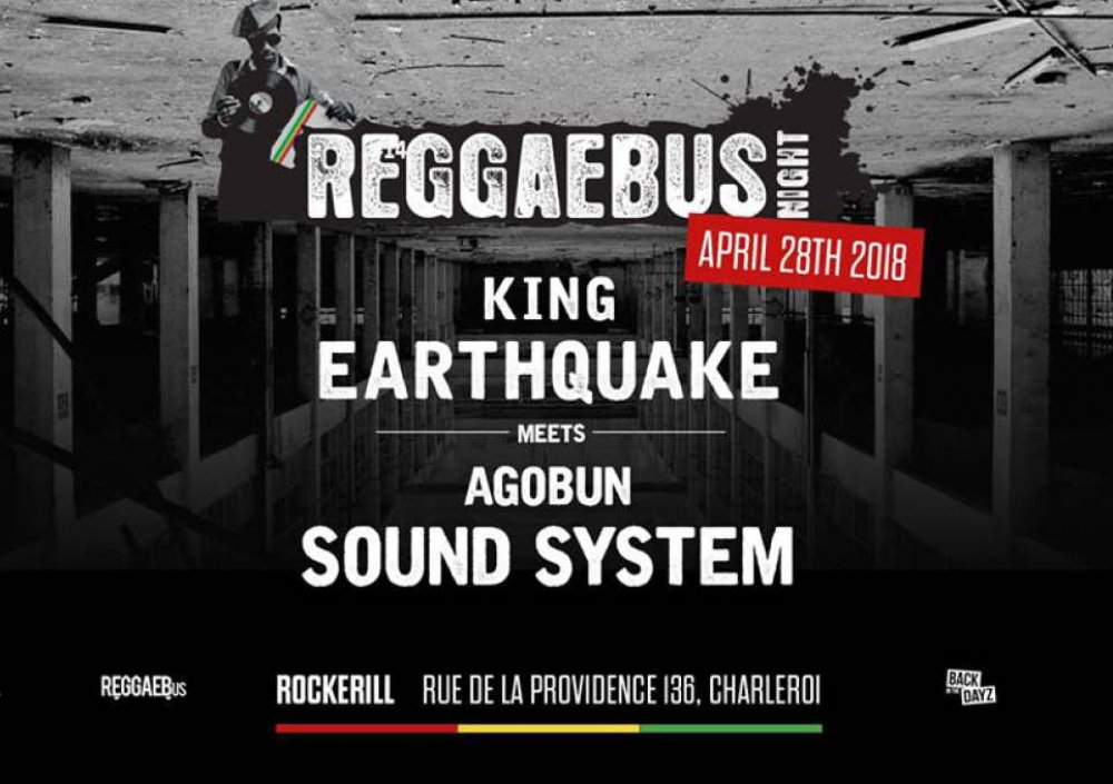 Reggaebus Night #14