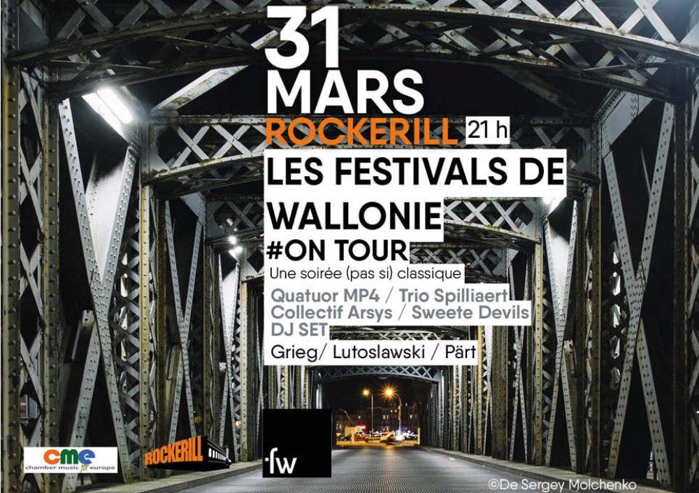 Les Festivals de Wallonie