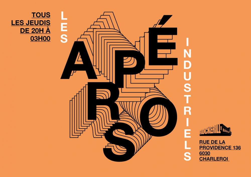 Les Apéros Indus : Calibro 35 + DKA (live)