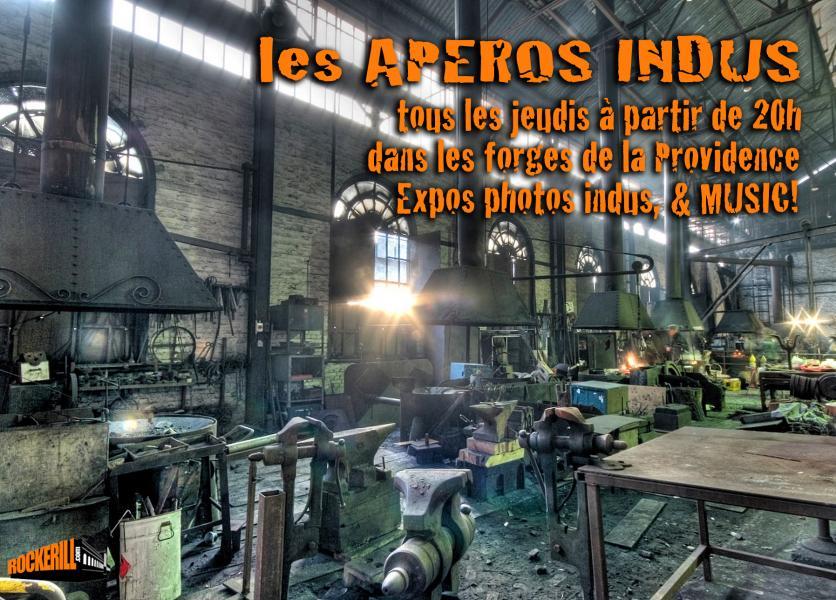 Apéro électro Indus