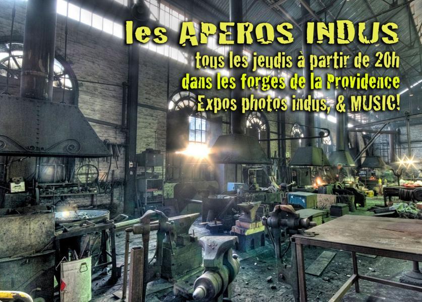les Apéros Industriels with Leonard  Digital & Globul