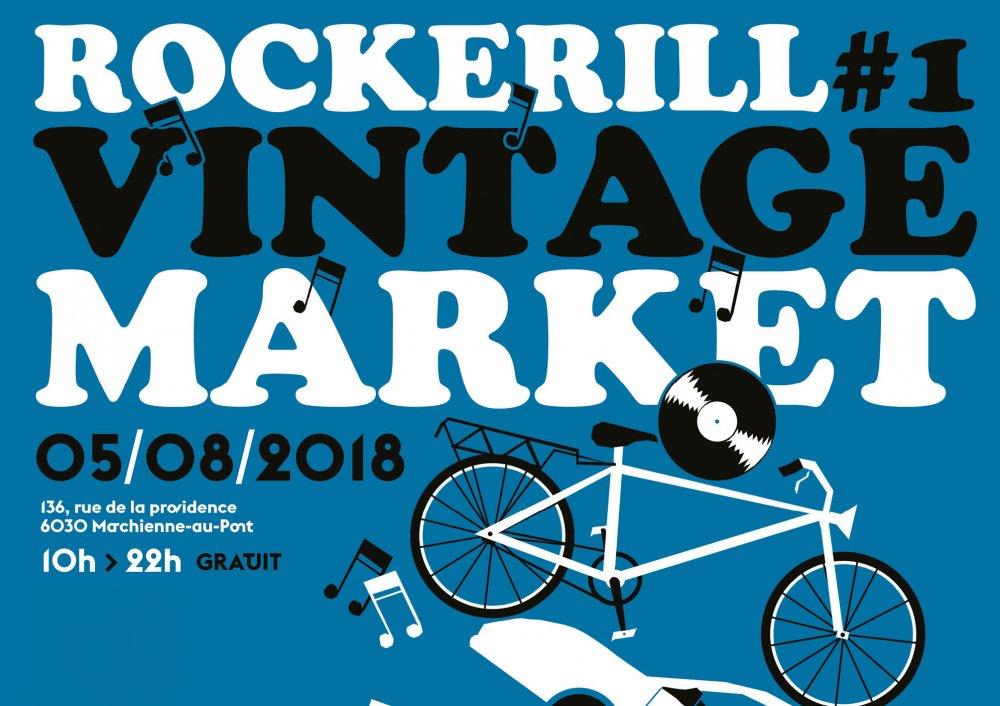 Rockerill Vintage Market
