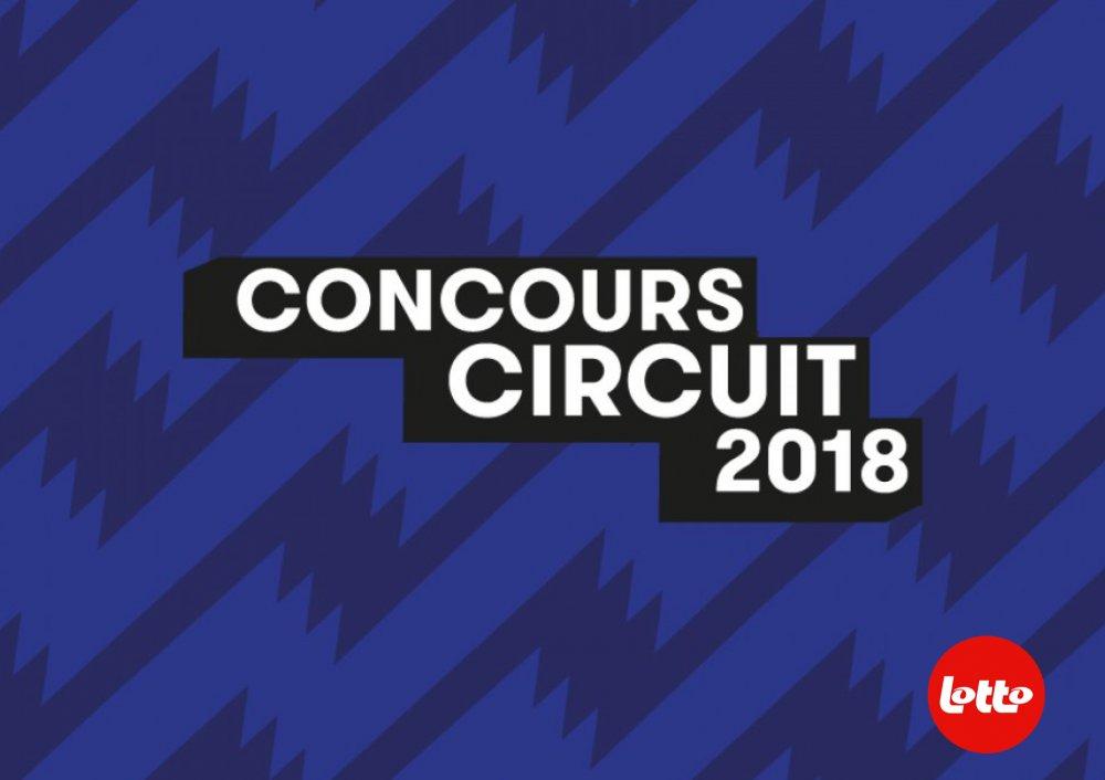 Concours Circuit 2018 - les tiers de finale