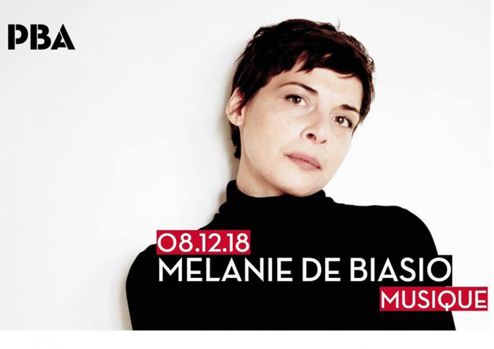 Mélanie de Biasio + afterparty Rockerill