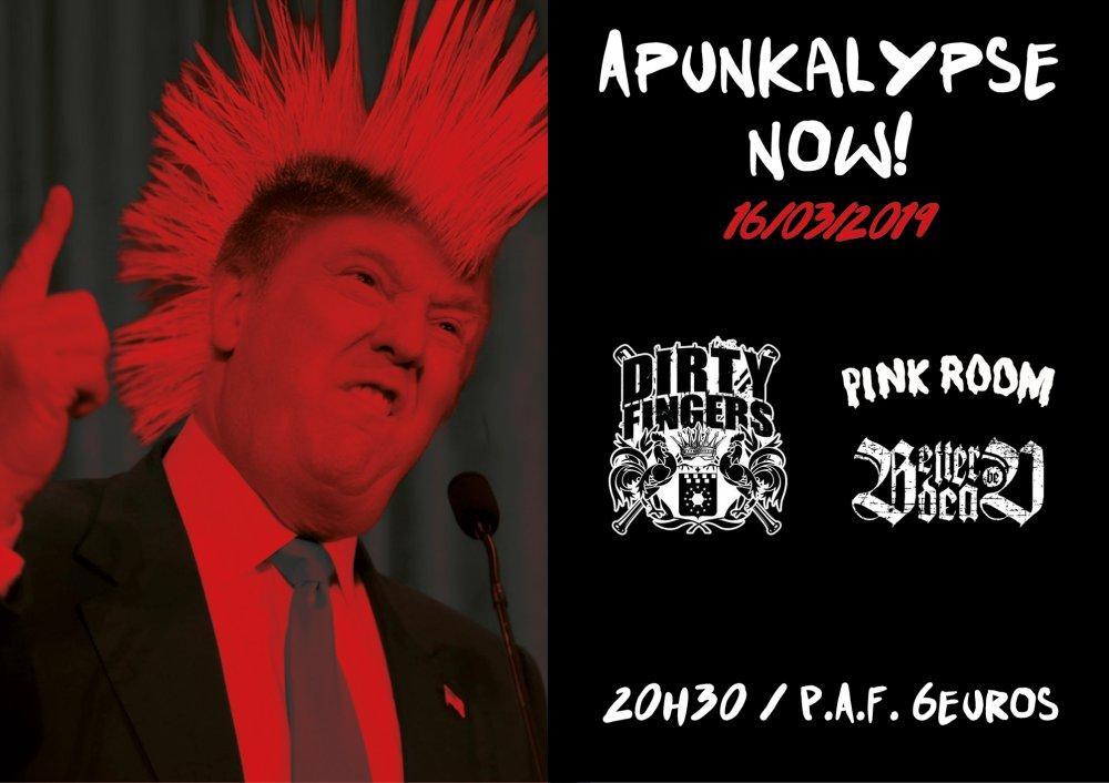 Apunkalypse Now!