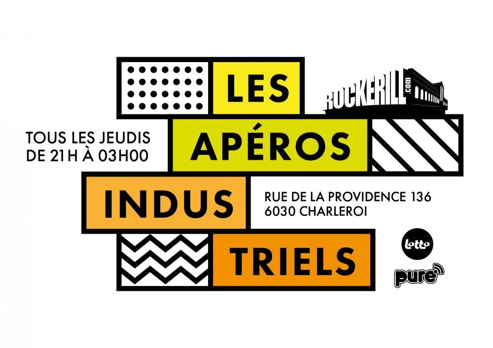 Les Apéros Industriels: Let's start a new season!