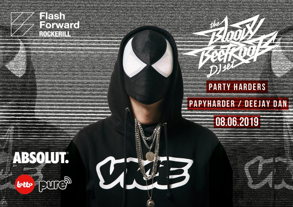 Flashforward: The Bloody Beetroots (dj set)