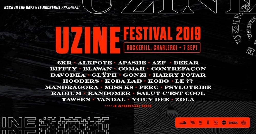 UZINE FESTIVAL 2019 : V° edition