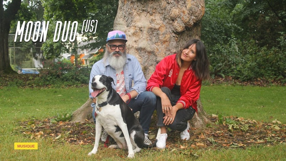 Moon Duo (US) + TBA: Psych Moon Party !