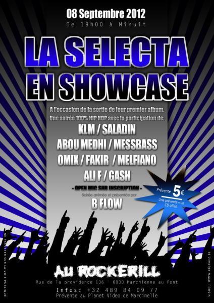 La Selecta - release Party