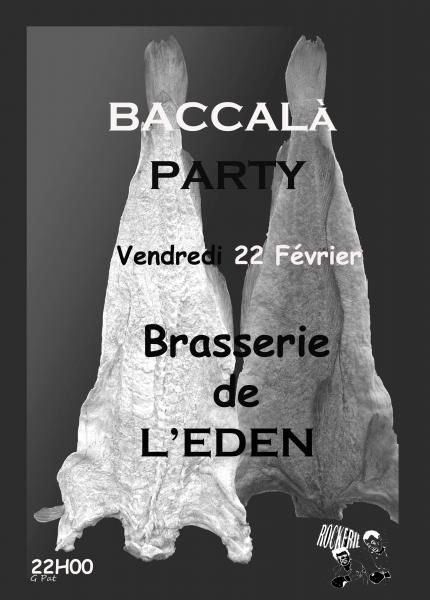 Baccalà Party