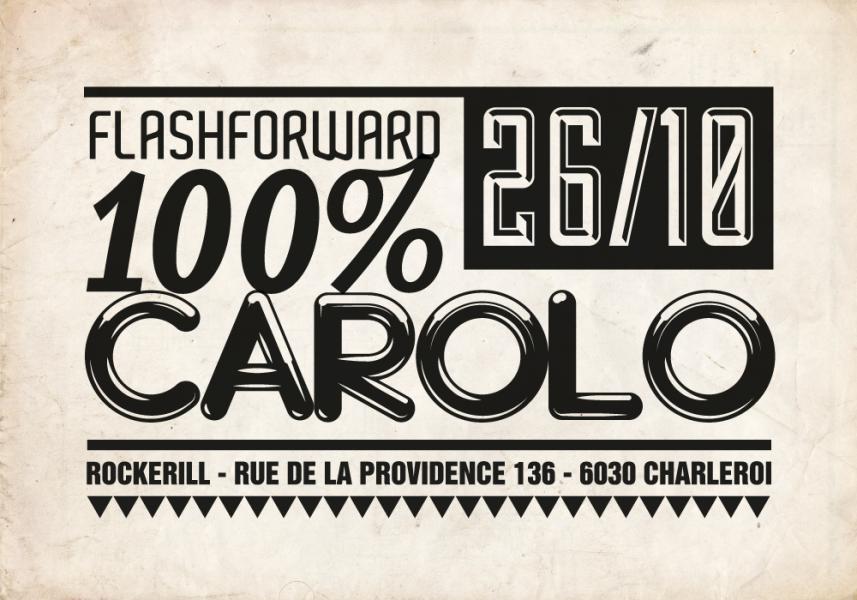 Flashforward 100 %  Carolo