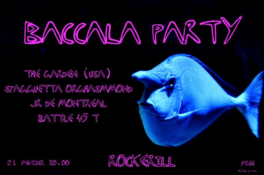 Baccalà Party !