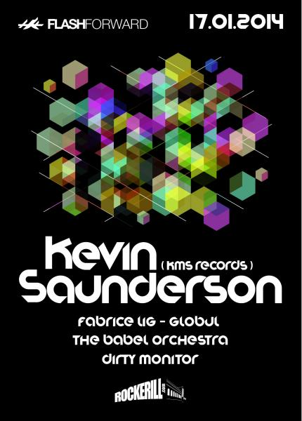 Flash Forward presents Kevin Saunderson