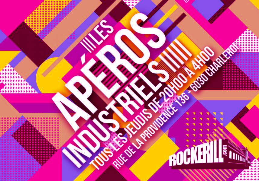 Les aperos industriels: Electronical Reeds line up TBC