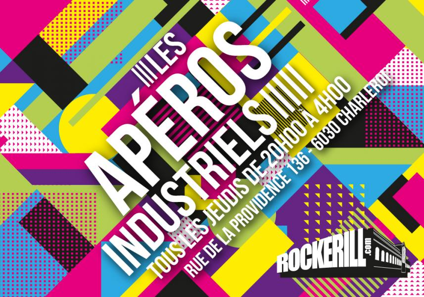 Les Apéros Industriels: Ralph Storm's 40s Birthday