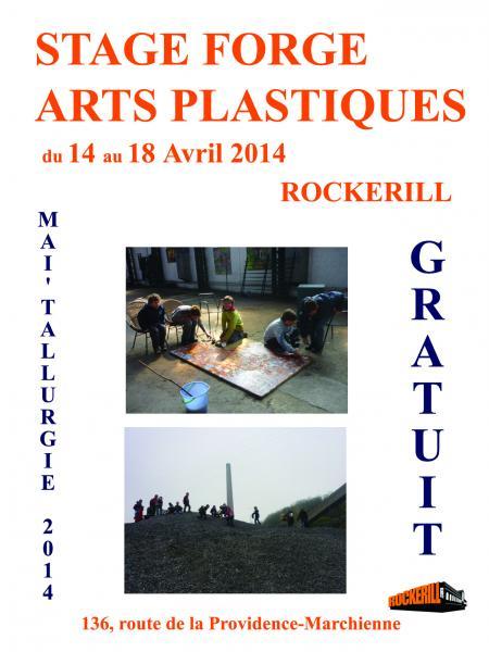 Stage Forge et  Arts Plastiques