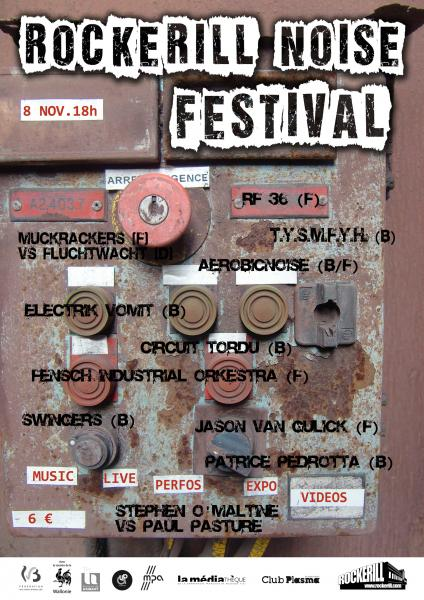 Rockerill Noise Festival