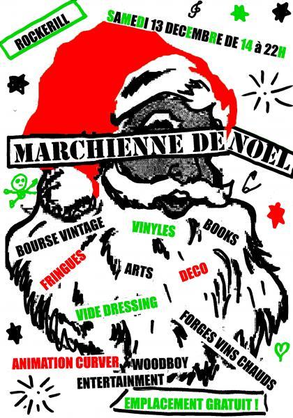Marchienne de Noël : le 13 Décembre