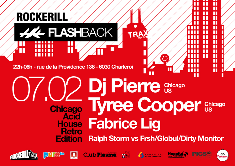 FLASHBACK: DJ Pierre . Spécial Chicago Acid House !    !