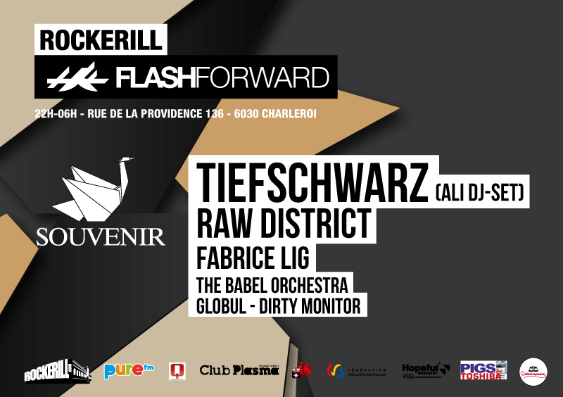 Flashforward: label Souvenir Music