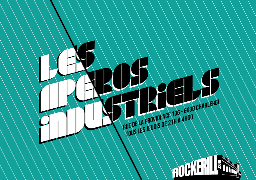Les Apéros Industriels : Rockerill 10 years old !