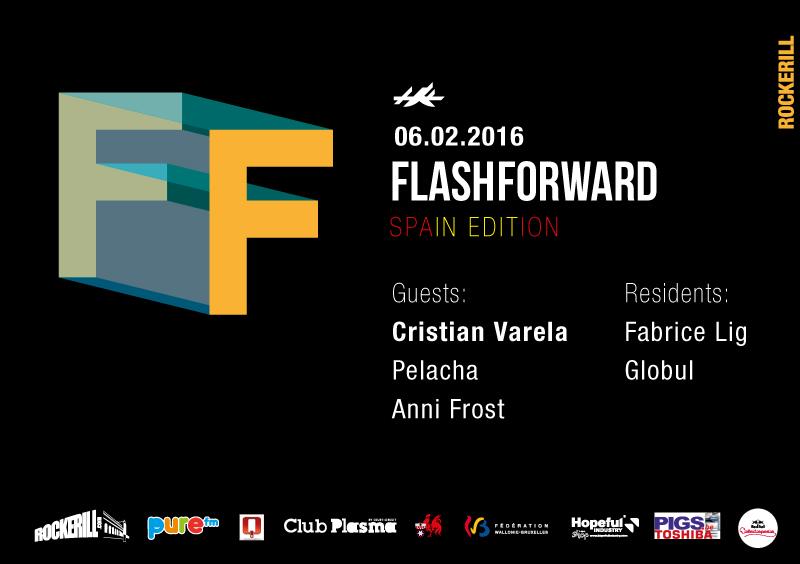 FlashForward Special Spain: Cristian Varela + Pelacha + Anni...