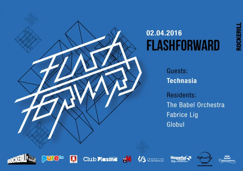 FlashForward: Technasia + The Babel Orchestra + Fabrice Lig...