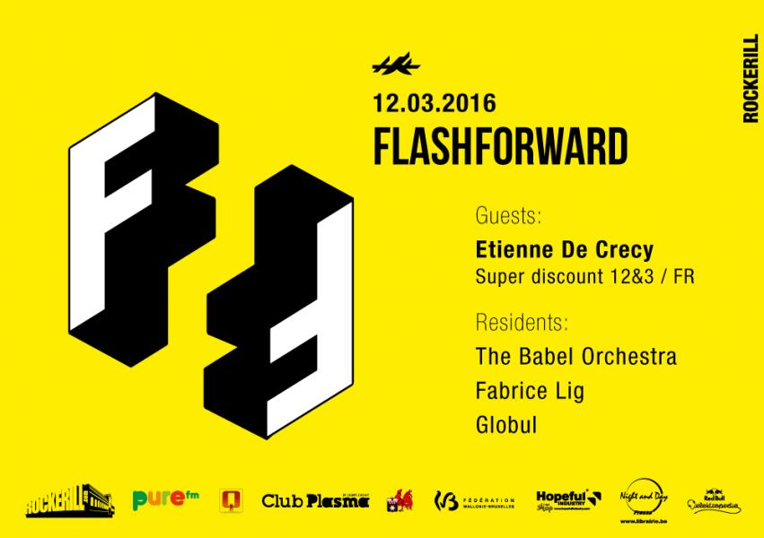 FlashForward: Etienne de Crécy + The Babel Orchestra +...
