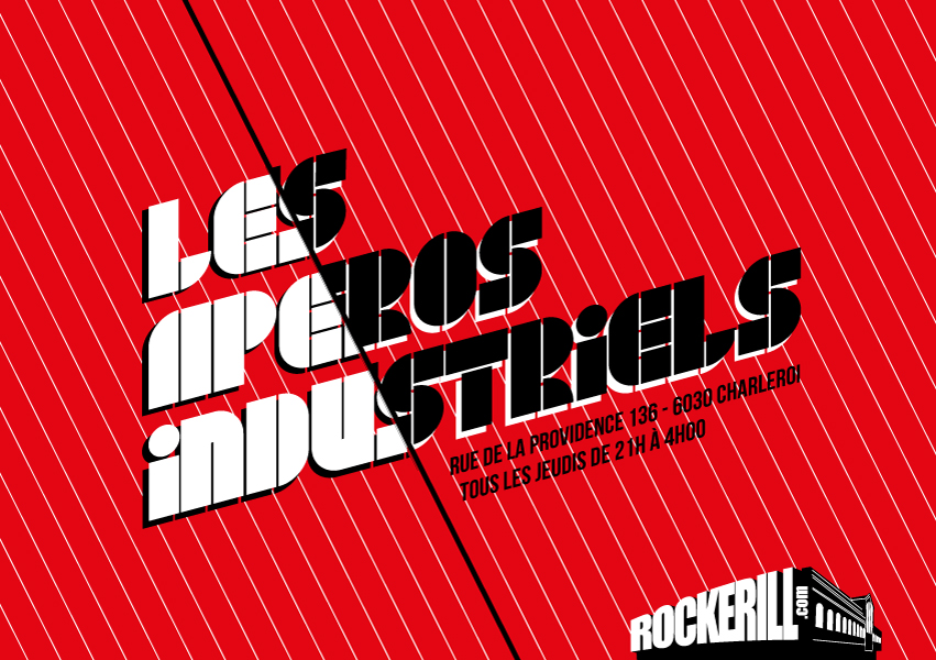 Les Apéros Industriels: Only Rockerill
