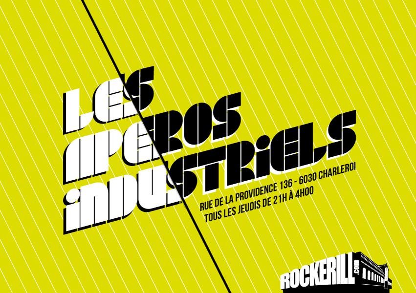 Les Apéros Industriels: Play Label Records
