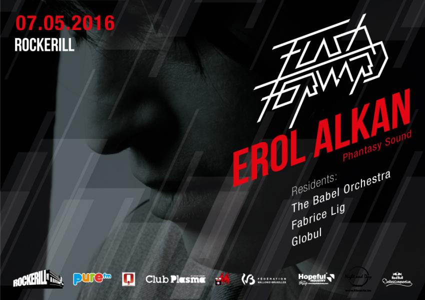FlashForward: Erol Alkan