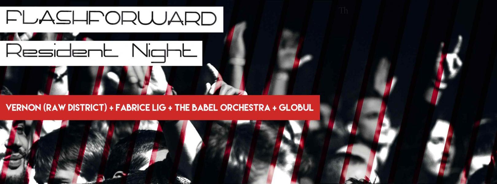 FlashForward: Resident Night
