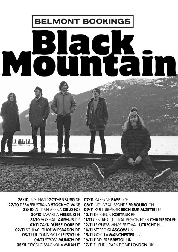 Black Mountain @ Eden