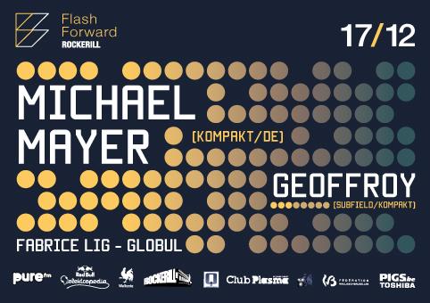 FlashForward: Michael Mayer