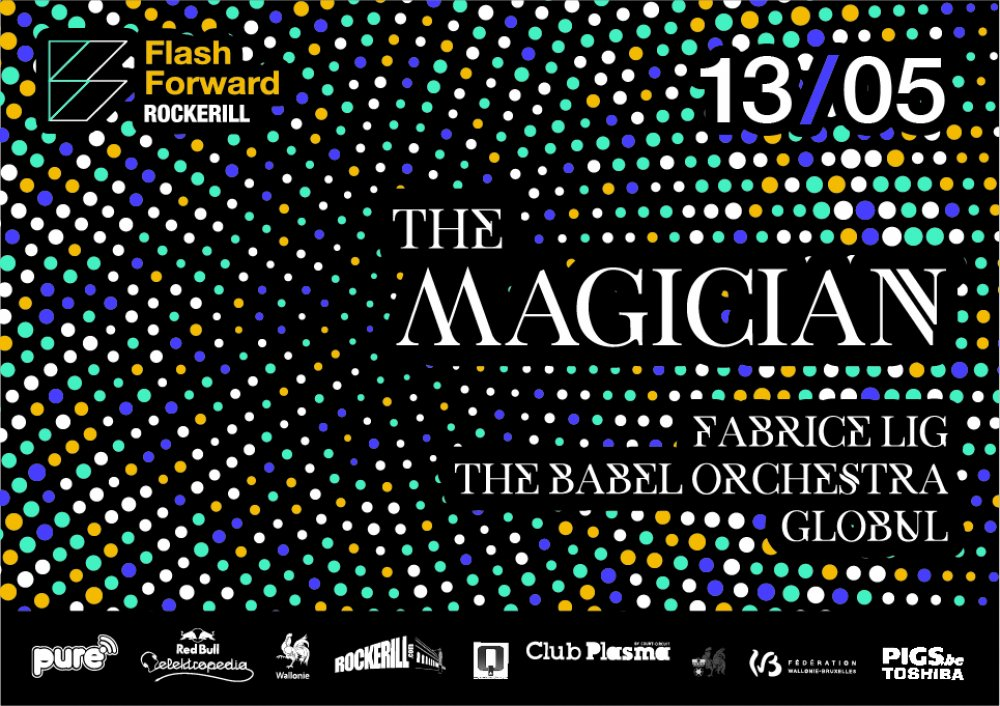 FlashForward: The Magician