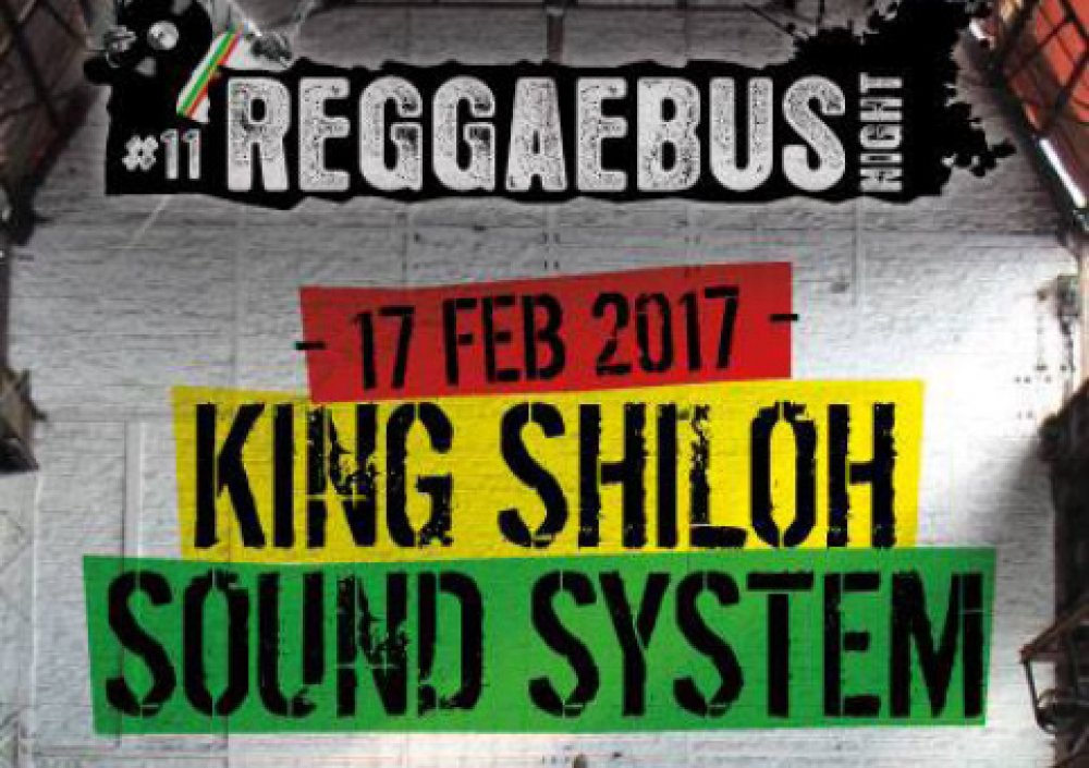 Reggaebus Night #11