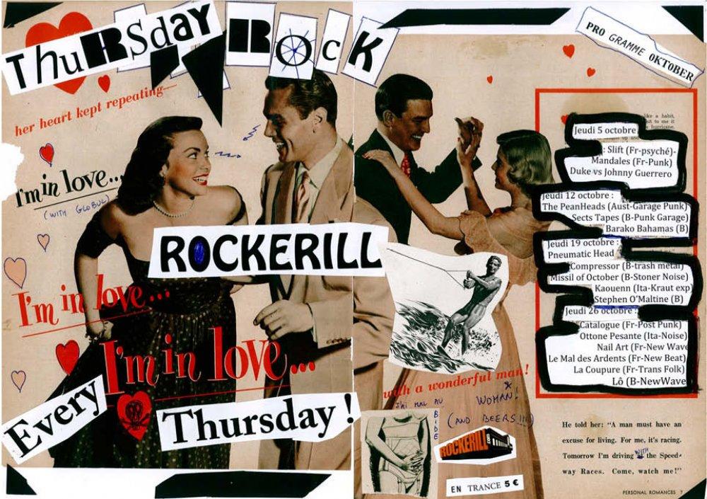 Thursday rock ! Clap Deuxième !