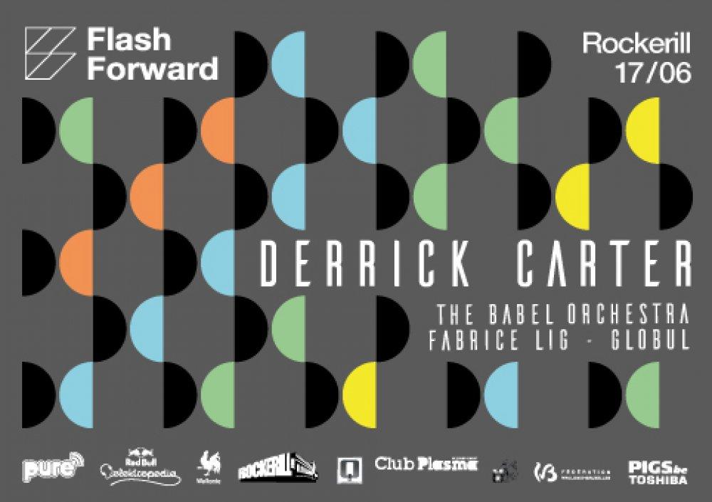 Flashforward: Derrick Carter (US)