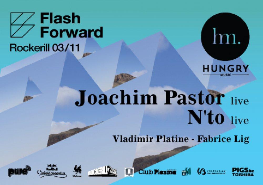 Hungry Music Weekender: N'to + Joachim Pastor