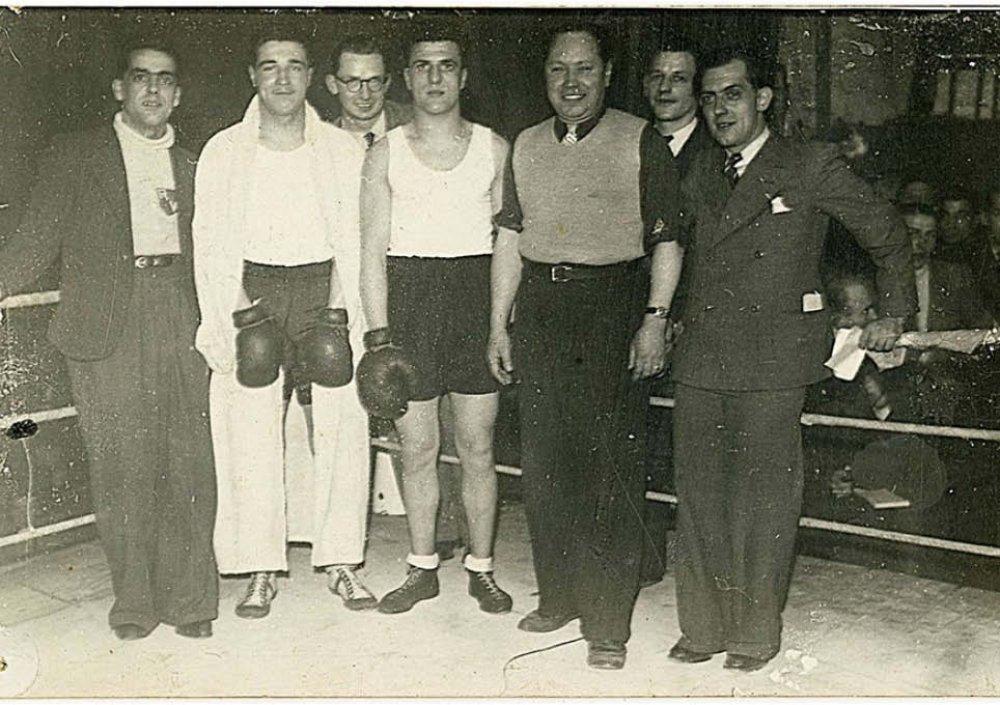 Expo Boxing + L. Battisti +...