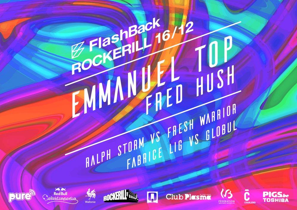 Flashback: Emmanuel Top (FR)
