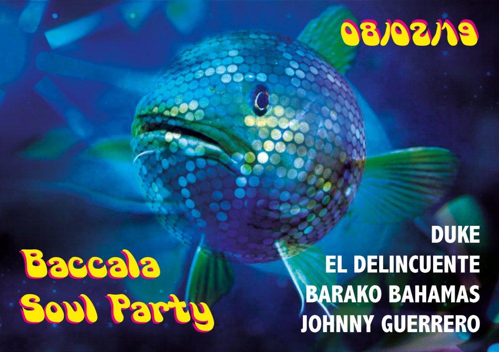 Baccalà Soul Party!