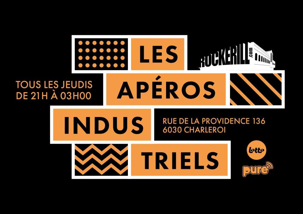 Les Apéros Industriels 29/08