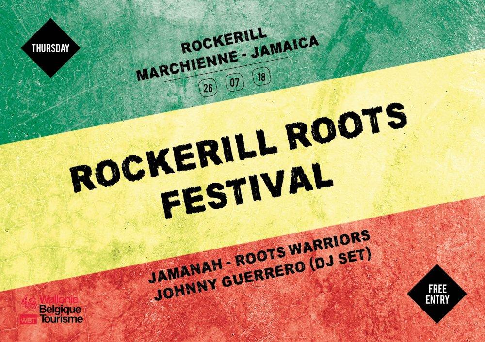 Rockerill Roots Festival 2018