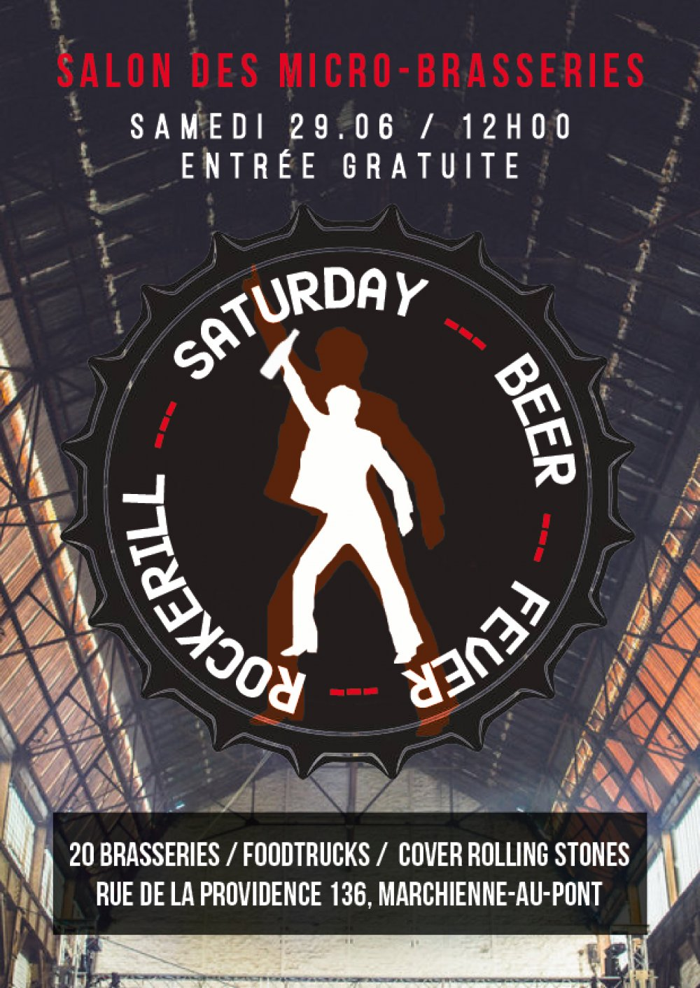 Saturday Beer Fever 29/06