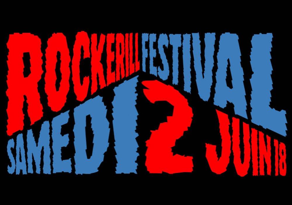 ROCKERILL FESTIVAL V : FROM PUNK GARAGE TO TECHNO ACID !
