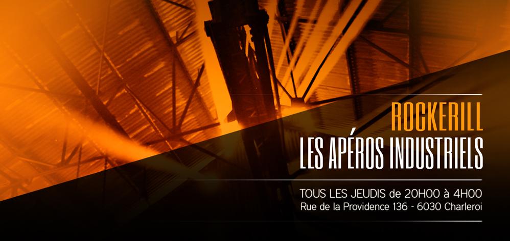 APÉROS INDUS + RELEASE PARTY DE L'ALBUM